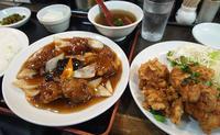 腹パン必至のハーフ&ハーフ〔大洋軒/中国料理/JR福島〕 - 食マニア Yの書斎