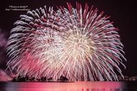 松江水郷祭 湖上花火大会 2017 - *花音の調べ*