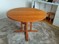 ・チェリーのラウンドテーブル - works //『世界最高品質の、世界一小さな家具ブランドを目指して』