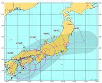 月曜日、西風吹き続きます。 - 沖縄の風