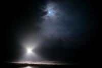 闇夜にJETと波飛沫 - JI5ISL@Photo