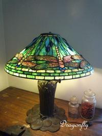 ドラゴンフライ(手作りランプ) - アンティーク 日々の暮らしを楽しむ