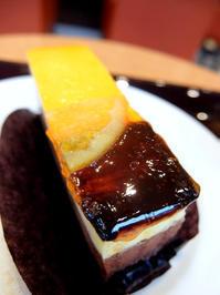 【優雅に】エクセルシオールカフェ国産オレンジ&ショコラアイスコーヒー  M【ティータイム】 - 食欲記