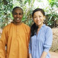 スリランカでお世話になったヨガの先生 - AYAKOISHII × SamaSamaAroma