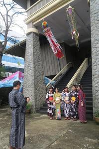 Baguio Tanabata Festival 8 - Philippine-Japan Friendship month 2017... 伊達政宗と高山右近の戦国時代 その3 - バギオの北ルソン日本人会 JANL