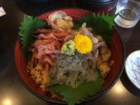 沼津丼とかき揚げ - 腹ペコ旅行記