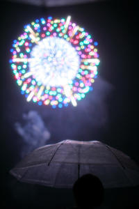 千曲川納涼煙火大会2017― 雨花火 ― - 「tamawakaba.net」に移転しました。