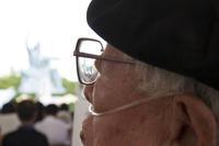 長崎市平和記念公園。 - 風じゃ~