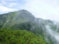 北海道の山二百名山 芦別岳 (1,726.1M)   登頂 編 NO 2 - 風の便り