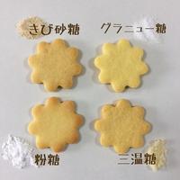 ◆アイシングクッキー黄ばみについての実験 - まんなのお菓子工房