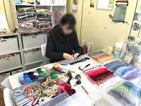 カルトナージュからタッセルへ - 明石・神戸・兵庫県のカルトナージュ&タッセル教室 アトリエ・ペルシュ