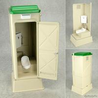 Mabell Original Miniature Model Series 1/12 仮設トイレ - フィギュアとは至福のいたり匠の造形 (偽  萌)