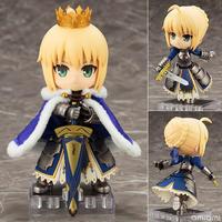 キューポッシュ Fate/Grand Order セイバー/アルトリア・ペンドラゴン - フィギュアとは至福のいたり匠の造形 (偽  萌)