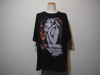 Vintage 90s 悪魔 ヴィンテージ USA製 WILD OATS Devil 古着 Tシャツ - Used&Select 古着屋 コーナーストーン CORNERSTONE