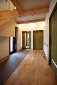 「大屋根中庭の家/岡崎」竣工写真その2 - KANO空感設計のあすまい空感日記