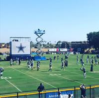 NFL training camp - Where I belong
