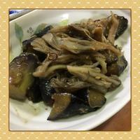 茄子と舞茸のピリ辛味噌煮(レシピ付) - kajuの■今日のお料理・簡単レシピ■