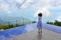 琵琶湖の見えるテラスびわこテラス - 峰さんの山あるき