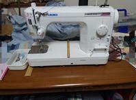 ミシン周りのこと - リフォーム・縫製代行している縫物人(ぬいものびと) の ブログ