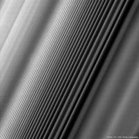 土星探査機カッシーニが捉えた土星の環の最新画像 - 秘密の世界        [The Secret World]