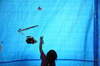 児童画クラス「海の合作」ご紹介 - 大阪の絵画教室 アトリエTODAY