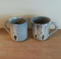 マグカップです。 - 陶芸教室 なすびの花