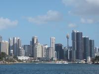 シドニーの夜景を見るならココ!Sydney Tower Eye - 南米・中東・ちょこっとヨーロッパのアイスクリーム旅