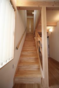 「大屋根中庭の家/岡崎」竣工写真その4 - KANO空感設計のあすまい空感日記