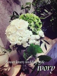 『お盆も元気に営業します〜♬②』 -  Flower and cafe 花空間 ivory (アイボリー)