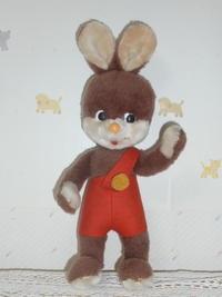 シュコ―ビゴ・ベロウサギの男の子 - ヴィンテージ・シュタイフと仲間たち