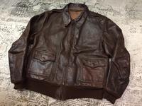 正に今に着たいレザージャケット!!(大阪アメ村店) - magnets vintage clothing コダワリがある大人の為に。