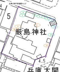 厳島神社 - 社叢見守り隊