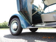 SOLD OUT 1964 SEA BLUE ビートルヤフオク出品 その3 - HOMEY RACING GARAGE