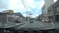 (1)車からの車窓 | 宮城県気仙沼市の復旧・復興の状況(平成29年8月現在) - 乗り物からの風景