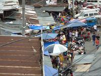 Overlooking Bicutan Market - SONGS