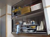 キッチンの吊り戸棚・・・試行錯誤の繰り返し - 化学物質過敏症・風のたより2