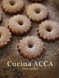 ジェノヴァのビスコッティ、Canestrelli - Cucina ACCA