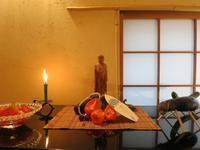 お盆です。 - g's style day by day ー京都嵐山から、季節を楽しむ日々をお届けしますー