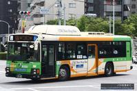 (2017.7) 都営バス・R-M123 - バスを求めて…