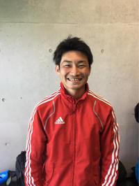 選手紹介コーナー(吉原平太#12) - 名古屋フラーテルホッケーチーム 選手ブログ