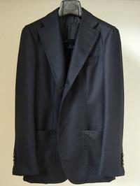 アルフォンソ シリカネイビーツイルジャケット - モノ好き男のブログ