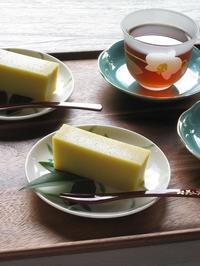 ちょっとひとやすみ♪ 舟和の芋ようかん - Cache-Cache+