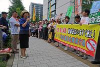 「日報」隠しオリンピック長時間労働MX「ニュース女子」抗議行動20 - ムキンポの亀尻ブログ