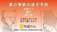 迷子のお知らせ8/16 New!! - (ほぼ季刊)☆まろっていったい...