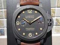 パネライ 初入荷モデル‼ - 熊本 時計の大橋 オフィシャルブログ