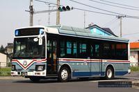 (2017.7) 八戸市営バス・八戸230あ1605 - バスを求めて…