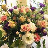 名古屋市港区の花屋 bianca(ビアンカ)のアレンジメント - 名古屋の花屋BIANCA(SHUZO)のブログ