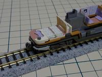 [鉄道模型]「E26系 カシオペア」をメイクアップする(1)スロネフE26-1 - 新・日々の雑感