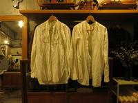 """1890'S TAXIED DRESS SHIRTS""ってこんなこと。 - THE THREE ROBBERS ってこんなこと。"