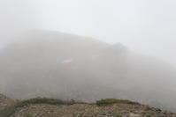 2017夏南アルプス南部縦走3日目後半赤石小屋 - 週末は山にいます